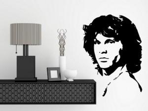 autocollant Jim Morrison